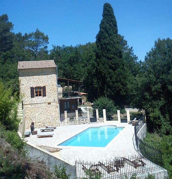 Grote foto provence vakantiewoning met priv zwembad vakantie frankrijk