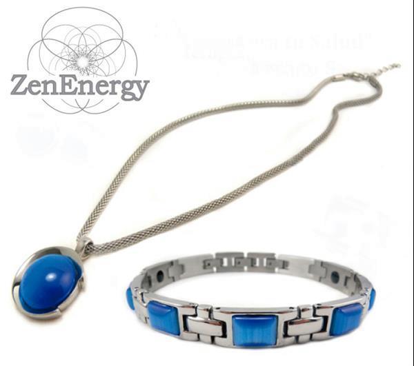 Grote foto vermoeid pijn magneet armband helpt contacten en berichten advies en oproepen