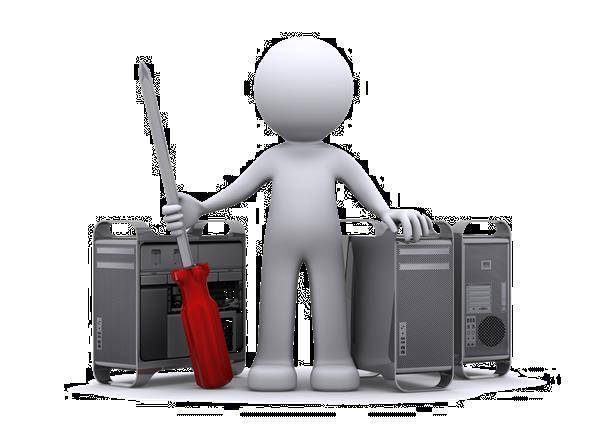 Grote foto herstelling of herinstallatie van uw pc diensten en vakmensen computer en internet experts