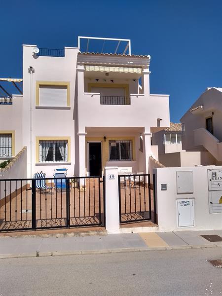 Grote foto zonnig appartement aan de costa blanca te huur vakantie spanje