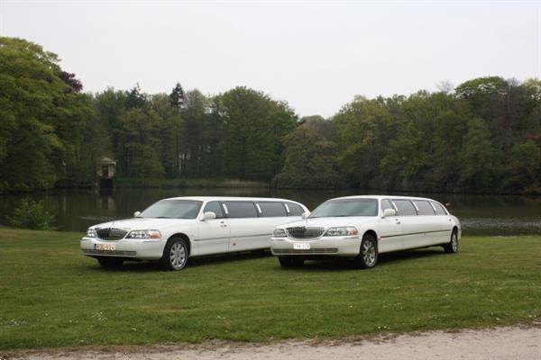 Grote foto 2 identieke limousines uniek te vlaanderen auto lincoln