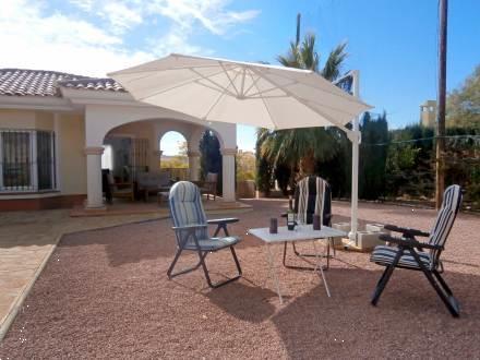 Grote foto villa aan golfbaan spanje costa blanca prive zwemb vakantie spanje