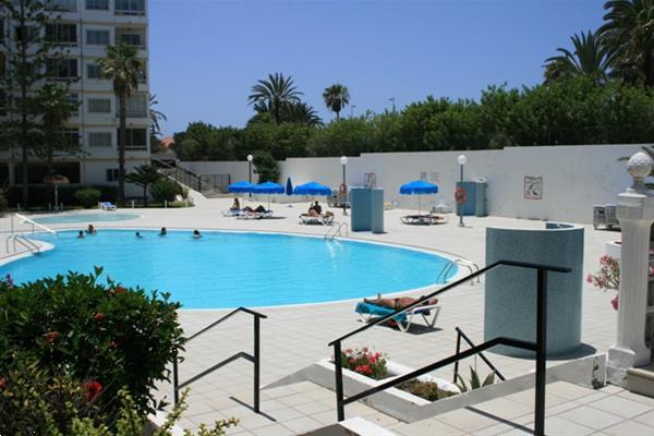 Grote foto mooi appartement centrum playa del ingles vakantie spanje