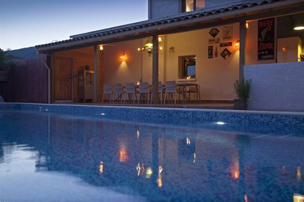 Grote foto luxe villa met groot zwembad in zuid frankrijk vakantie frankrijk