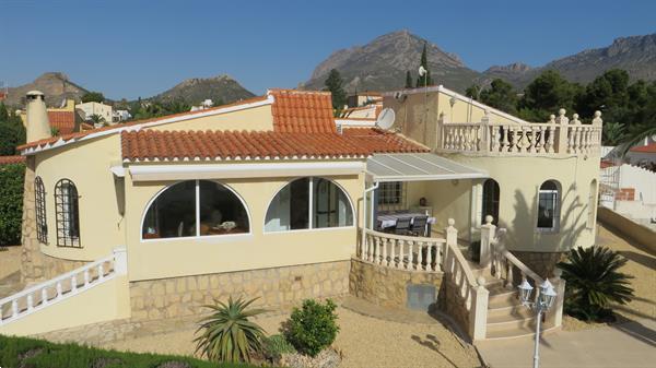 Grote foto villa costa blanca met prive zwembad vakantie spanje