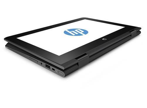 Grote foto hp stream 360 2 in 1 laptop zwart computers en software laptops en notebooks