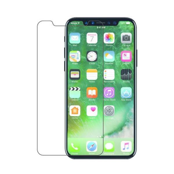 Grote foto screen protector iphone x tempered glass film 0766129152265 telecommunicatie toebehoren en onderdelen