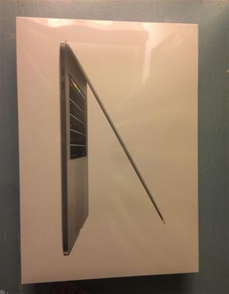 Grote foto macbook pro 2017 spartan grey nieuw computers en software apple