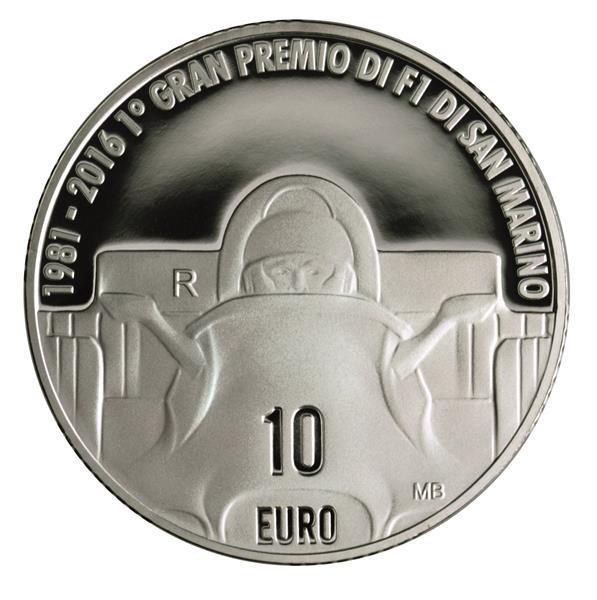 Grote foto san marino 5 en 10 euro 2016 verzamelen munten overige