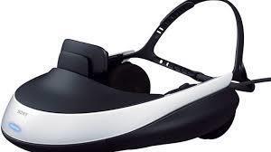 Grote foto sony head mounted display hmz t1 audio tv en foto koptelefoons en headsets