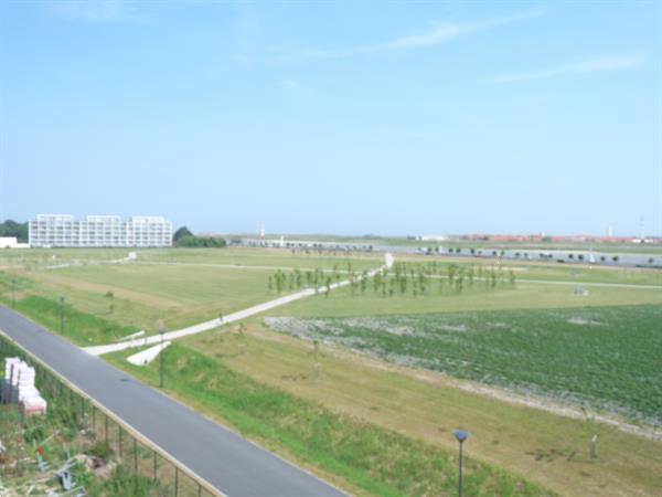 Grote foto te huur nieuwpoort vak ap 4 pers zicht op promenad vakantie belgi