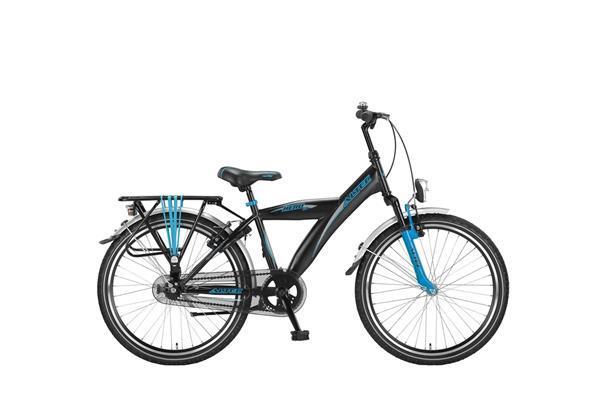 Grote foto altec hero 24 inch jongensfiets deep sky blue remnaaf fietsen en brommers kinderfietsen
