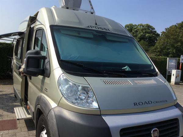 Grote foto camper possl road cruiser caravans en kamperen campers