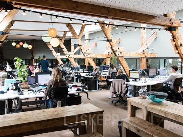 Grote foto kantoorruimte huren aan kleine gartmanplantsoen 10 in amster huizen en kamers bedrijfspanden