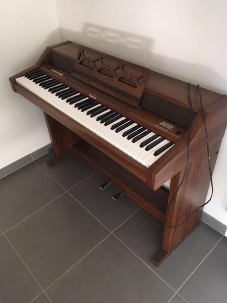 Grote foto tweedehands piano in heel goede staat muziek en instrumenten piano en vleugels