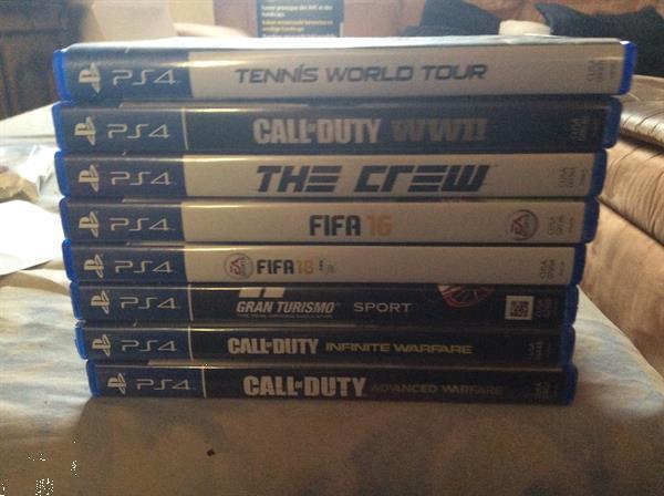 Grote foto ps4 games te koop spelcomputers games playstation 4