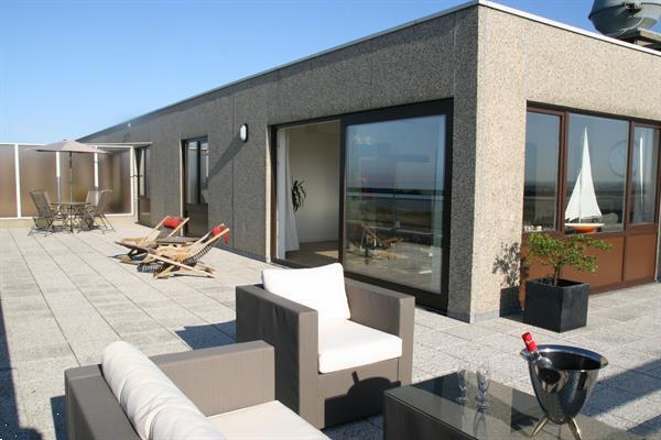 Grote foto penthouse vakantie belgi