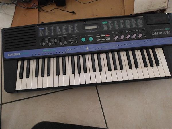 Grote foto te koop casio ct 840 doremi guide in goede staat muziek en instrumenten keyboards