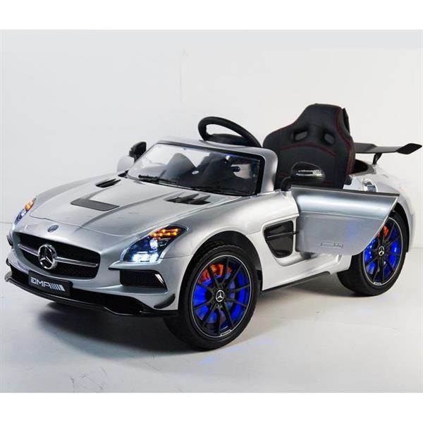 Grote foto electrische kinder auto mercedes sls kinderen en baby actiespeelgoed