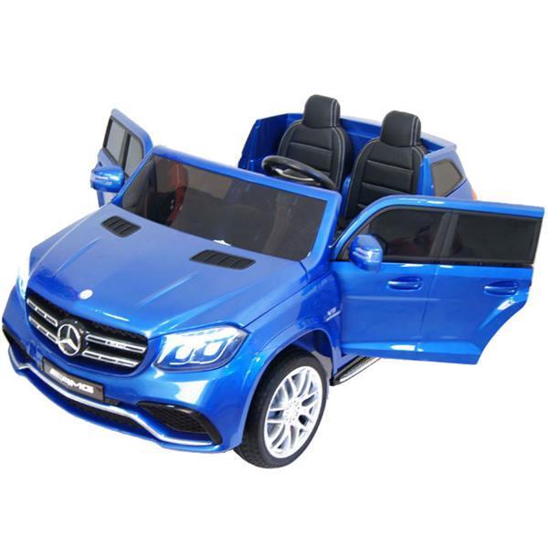 Grote foto electrische kinder auto mercedes gls63 kinderen en baby actiespeelgoed