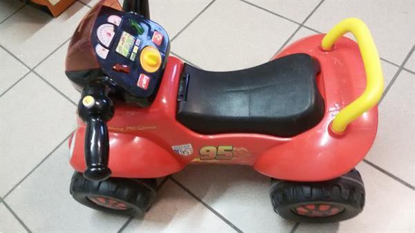 Grote foto loopauto quad van cars kinderen en baby speelgoed voor jongens