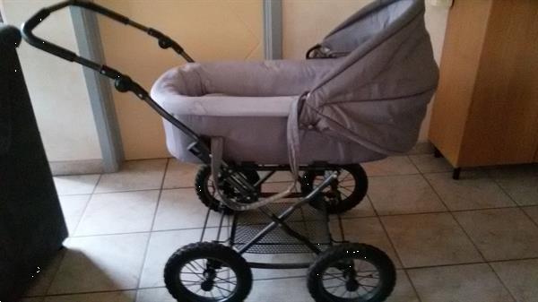 Grote foto buggy met draagmand kinderwagen van pericles kinderen en baby kinderwagens