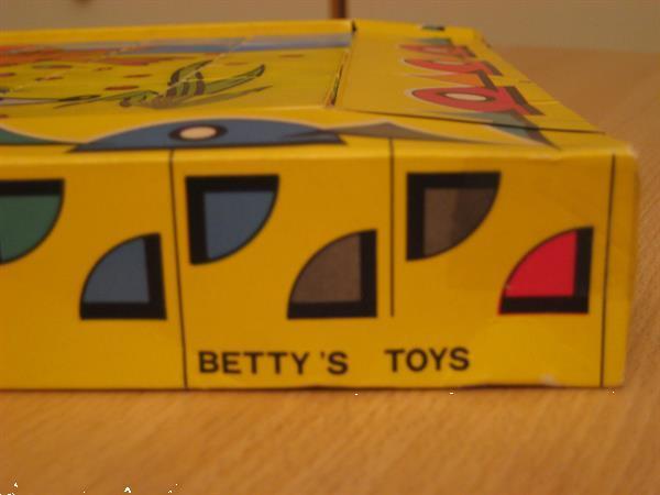 Grote foto betty s puzzelblokken kinderen en baby puzzels