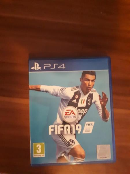 Grote foto fifa 19 playstation 4 spelcomputers games playstation 4