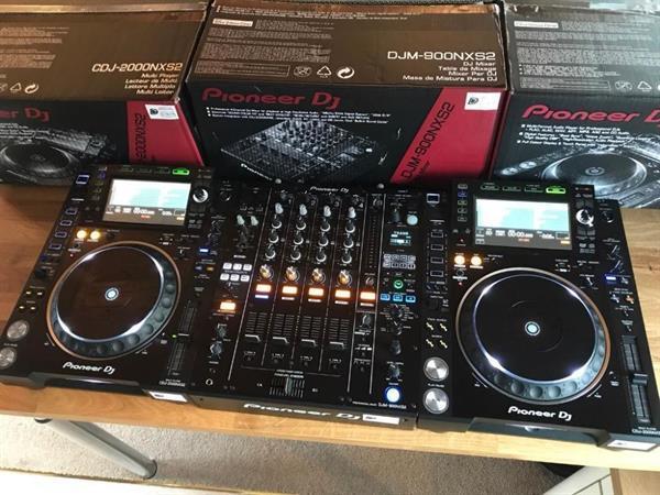 Grote foto 2x pioneer nexus2 2000 pioneer djm 900 nexus2 muziek en instrumenten dj sets en draaitafels