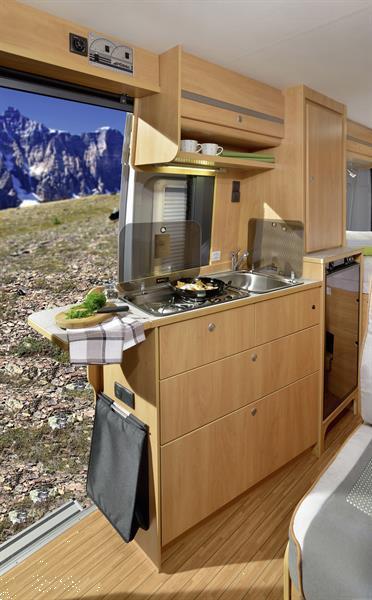 Grote foto huur nu uw motorhome voor 2020 vanaf 650 week caravans en kamperen campers