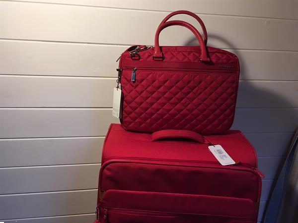 Grote foto laptop tas hedgren diamond touch bella m nieuw computers en software tassen en hoezen