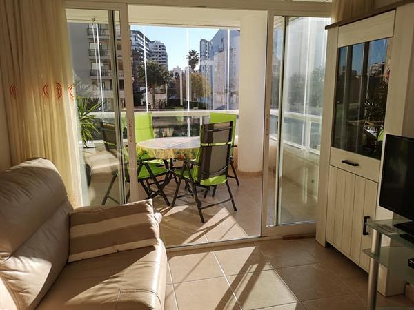 Grote foto calpe costa blanca appartement te huur vakantie spanje