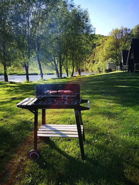 Grote foto ardennen chalets aan de oever van de semois vakantie belgi