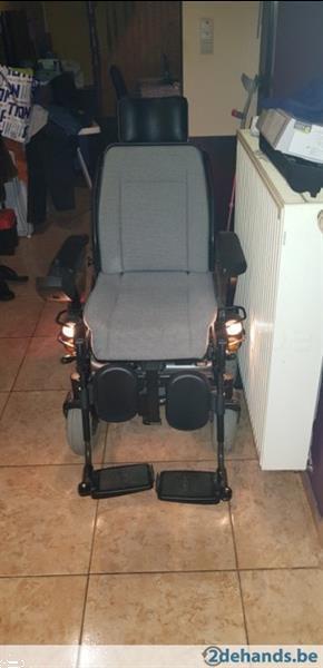 Grote foto electr.rolstoel beauty en gezondheid rolstoelen