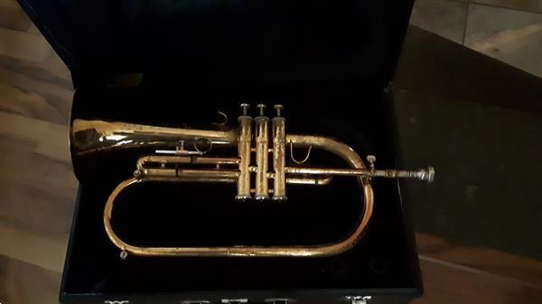 Grote foto bugel jupiter muziek en instrumenten bugels