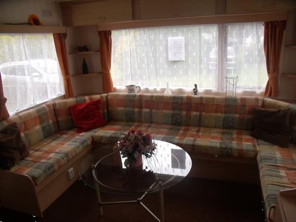 Grote foto een stacaravan te huur caravans en kamperen stacaravans