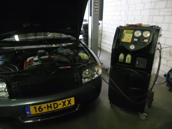 Grote foto airco servicebeurt reinigen vullen r1234yf incl. 3 lektesten diensten en vakmensen verhuur auto en motor