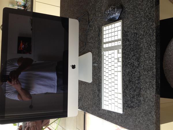 Grote foto imac 21 5 3 06 ghz 12 gb ram computers en software apple desktops