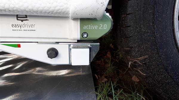 Grote foto de nieuwe reich active 1.8 caravan mover caravans en kamperen caravan accessoires