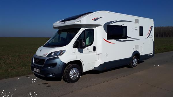 Grote foto winterstalling voor mobilhome caravan ... caravans en kamperen stalling