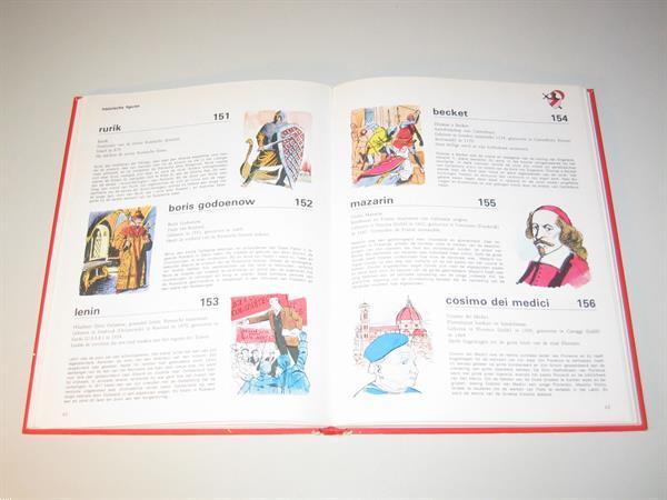Grote foto wie is dat gouden boeken boeken encyclopedie n