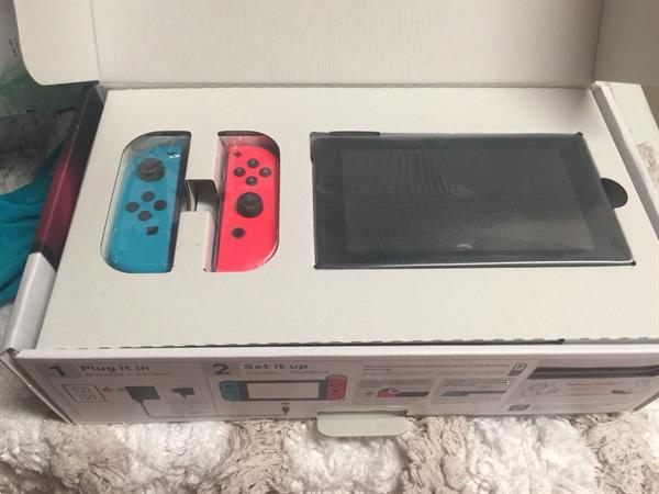 Grote foto offer nintendo switch console spelcomputers games playstation 4