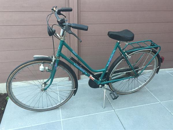Grote foto ik verkoop mijn fiets fietsen en brommers damesfietsen
