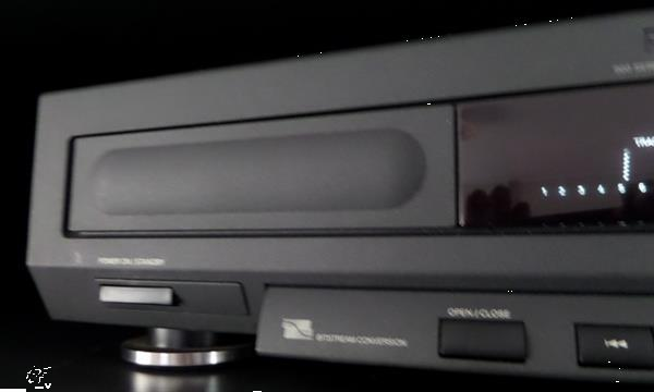 Grote foto philips cd speler cd911 audio tv en foto cd spelers