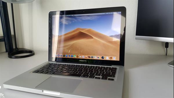 Grote foto macbook pro mid 2012 met ssd computers en software apple