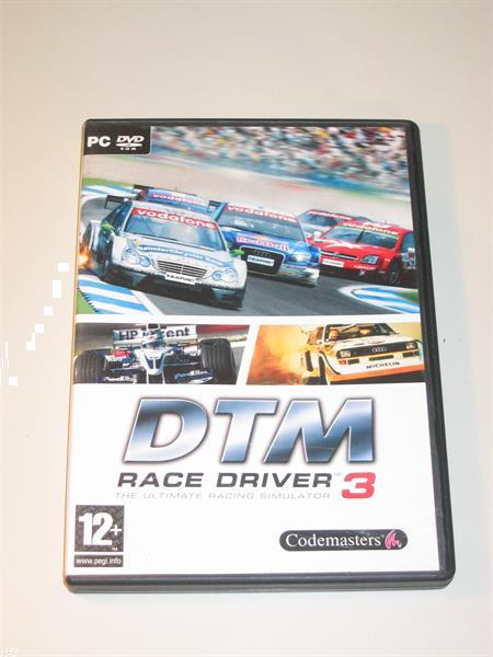 Grote foto dtm race driver 3 pc spelcomputers games pc