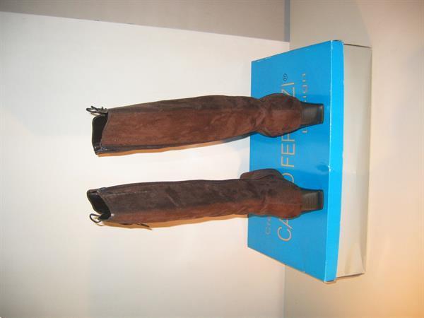 Grote foto laarzen creazione maat 41 carlo feruzzi kleding dames schoenen