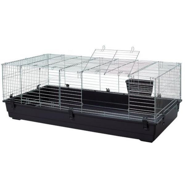 Grote foto konijnenkooi 160cm te koop dieren en toebehoren hokken en kooien