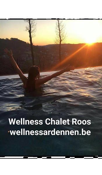 Grote foto ardennen luxe wellness villa in durbuy zicht vakantie belgi