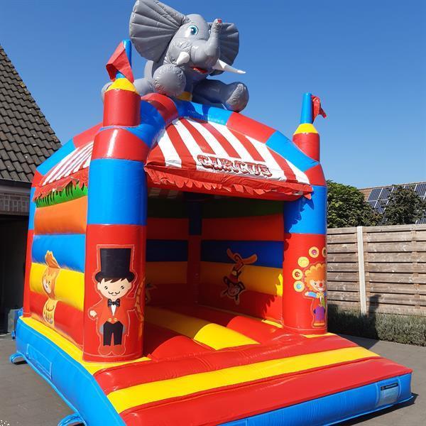 Grote foto huur een springkasteel aan 70 euro dag kinderen en baby trampolines en springkussens